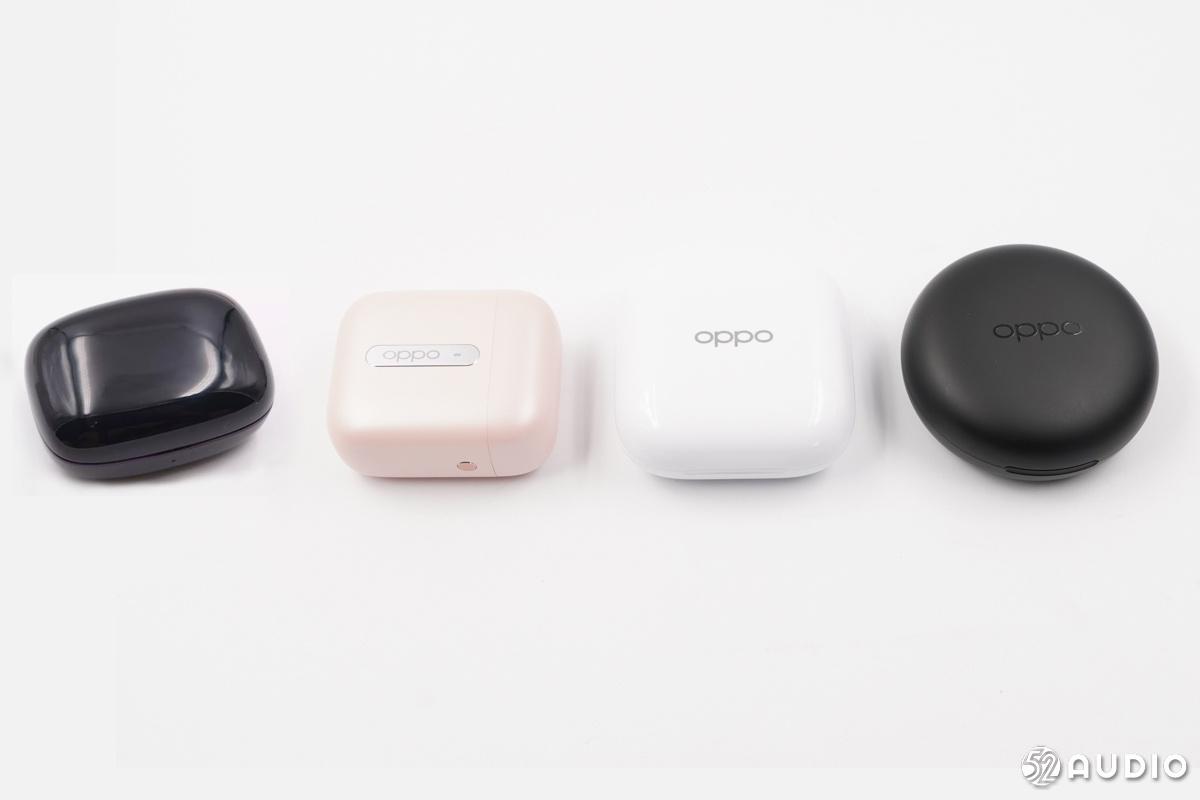 纵向对比OPPO旗下四款TWS耳机产品,看看OPPO真无线耳机发展史-我爱音频网