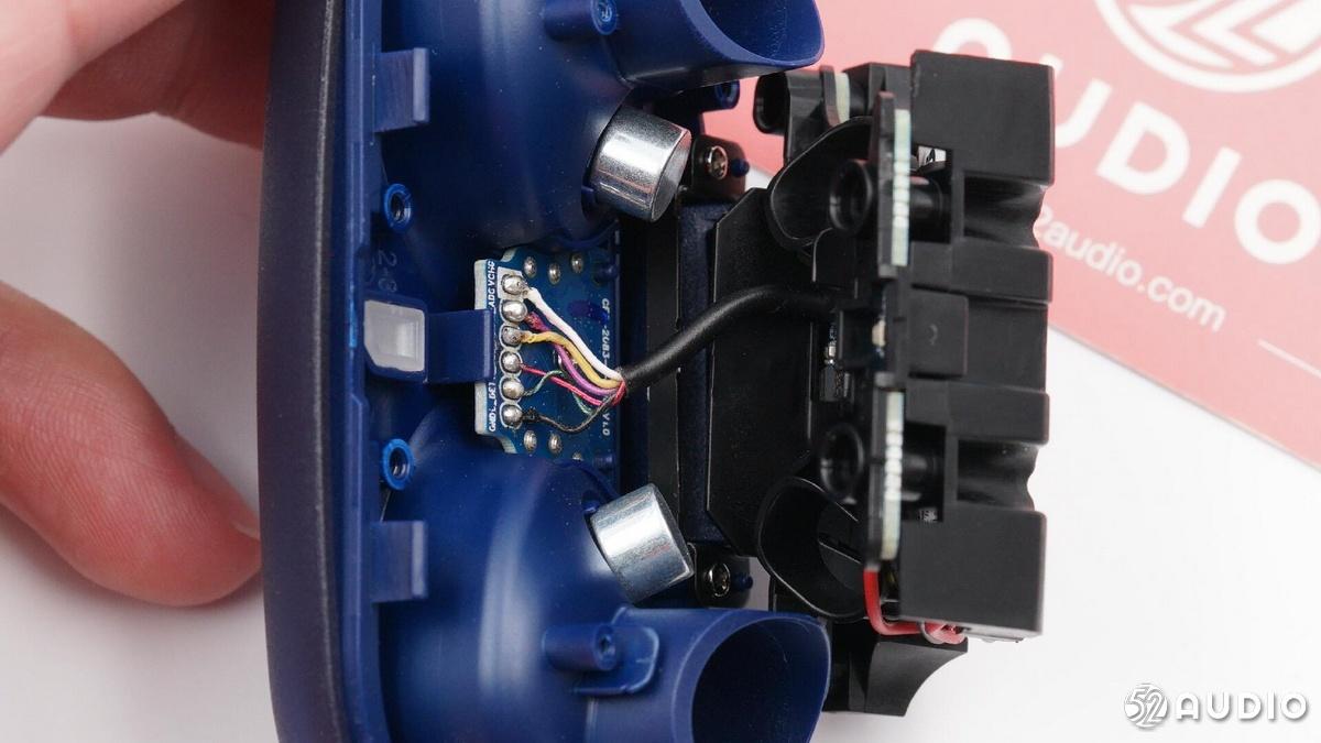 拆解报告:SONY索尼WF-XB700重低音真无线蓝牙耳机-我爱音频网