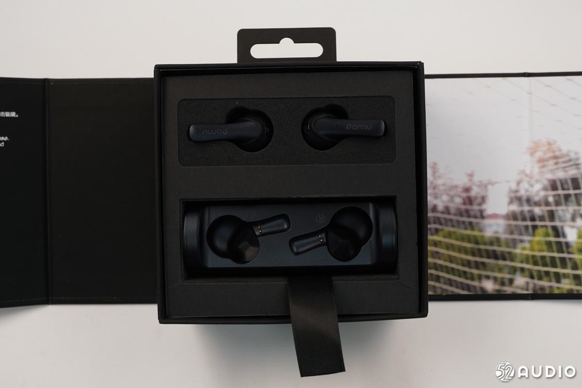 TWS耳机亦能展现艺术之美,PaMu Unique 详细体验评测-我爱音频网