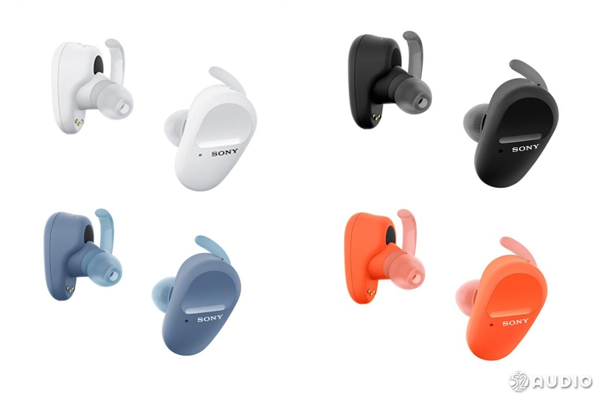 智能切换降噪模式和环境音模式,Sony索尼 WF-SP800N 真无线耳机开启预售-我爱音频网