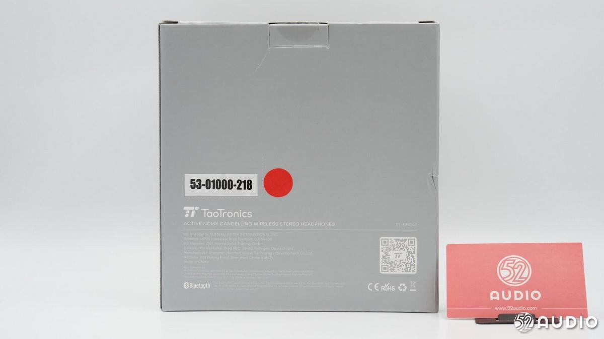 拆解报告:TaoTronics SoundSurge 47 头戴式降噪蓝牙耳机-我爱音频网