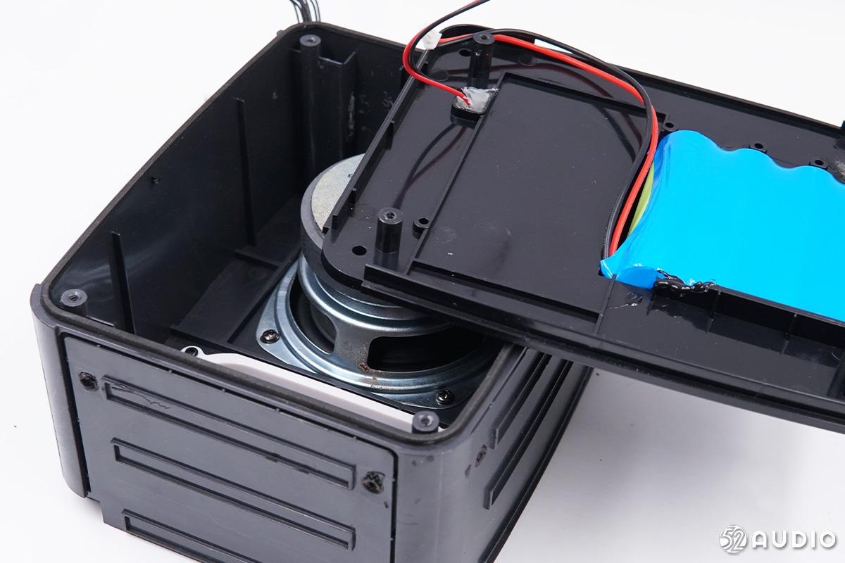 拆解报告:Proxelle Super POWER wirless speaker蓝牙音箱-我爱音频网