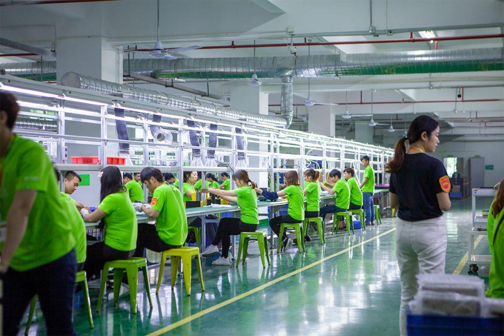不见不散 | 拥有22500平方米现代化厂房 ,100万级的无尘化生产车间,30+条生产线...-我爱音频网