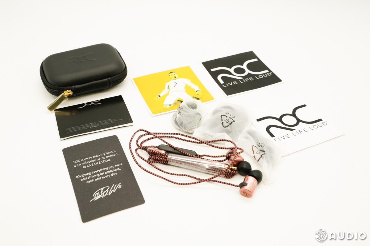 拆解报告:ROC LIVE LIFE LOUD Model III 3.5mm接口有线耳机-我爱音频网