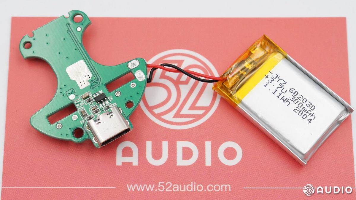 拆解报告:Baseus倍思 Encok WM01 真无线蓝牙耳机-我爱音频网