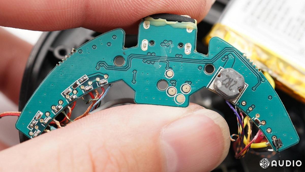 拆解报告:MEIZU魅族HD60头戴降噪蓝牙耳机-我爱音频网