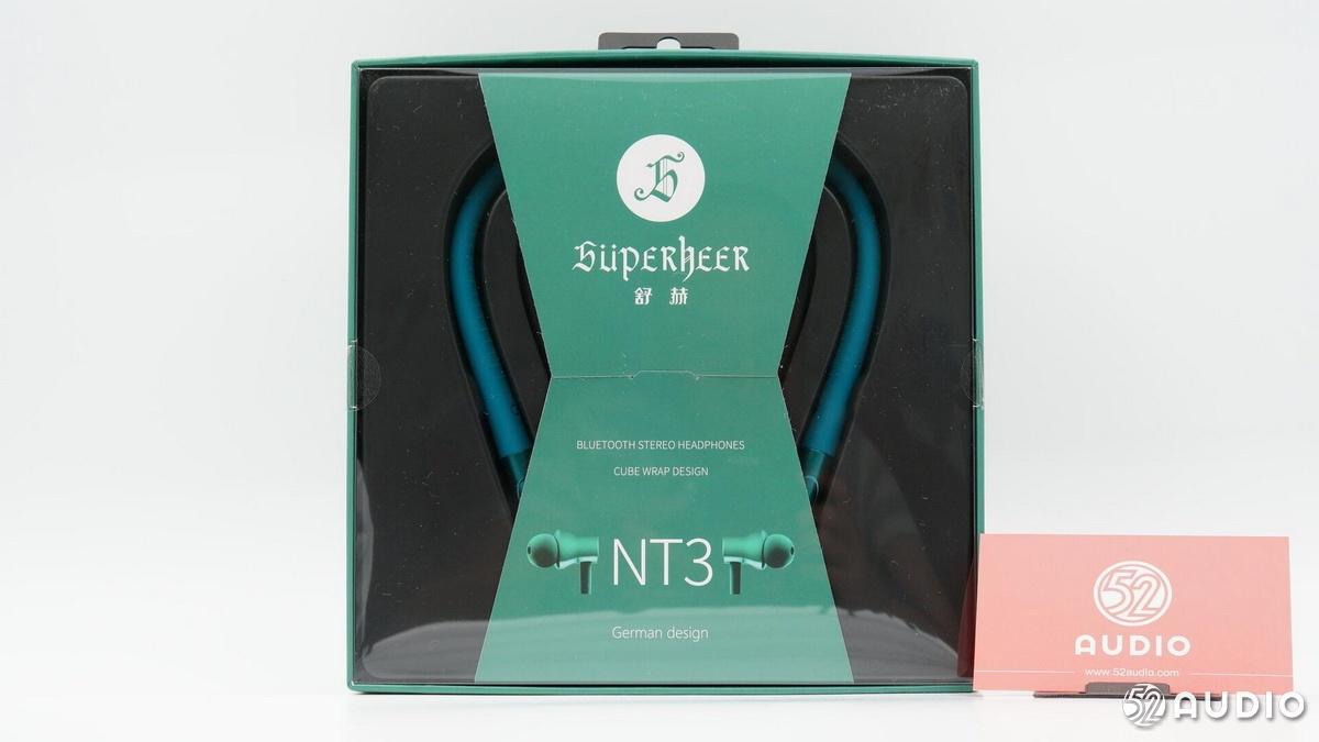 拆解报告:SUPERHEER舒赫 NT3颈挂蓝牙耳机-我爱音频网