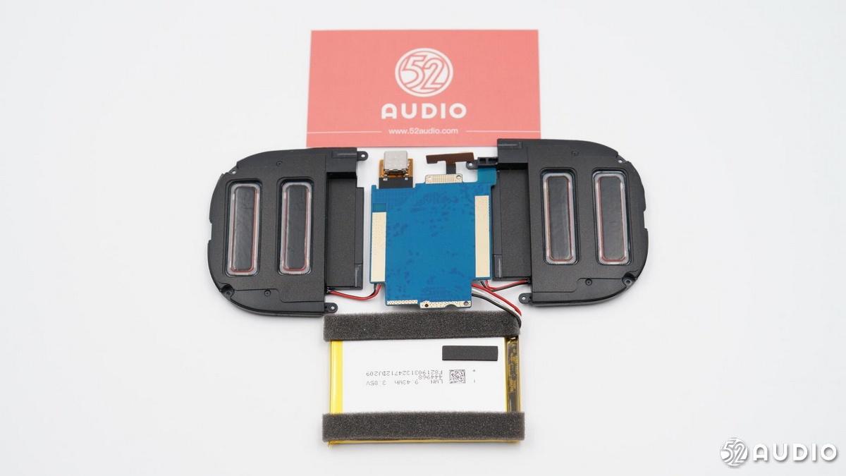 拆解报告:ThinkPad 联想 thinkplus超薄蓝牙音箱-我爱音频网