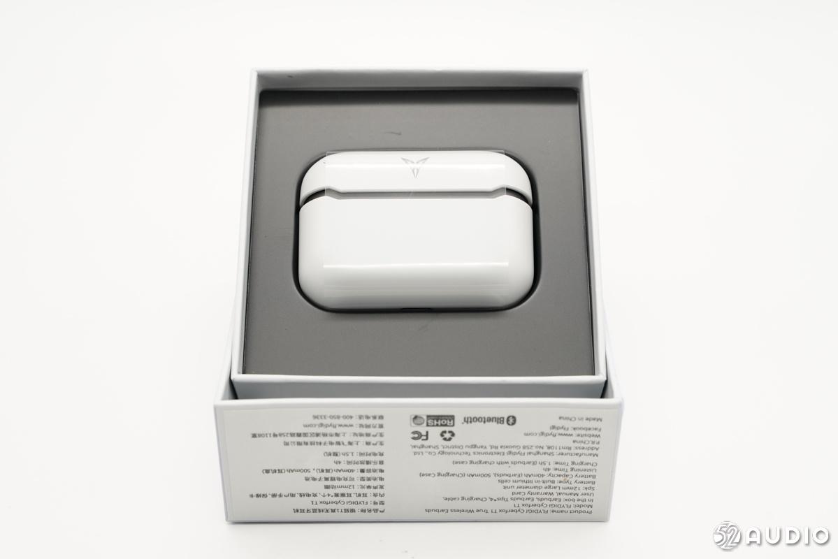 拆解报告:飞智科技 银狐T1 真无线蓝牙耳机-我爱音频网