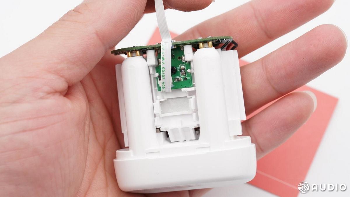 拆解报告:Panasonic松下 RZ-C100W 真无线蓝牙耳机-我爱音频网