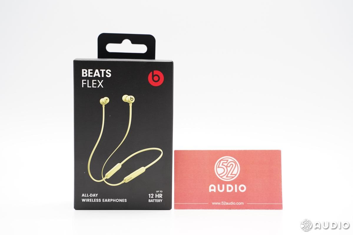 399元内置 Apple W1 芯片蓝牙耳机, Beats Flex  详细体验评测-我爱音频网