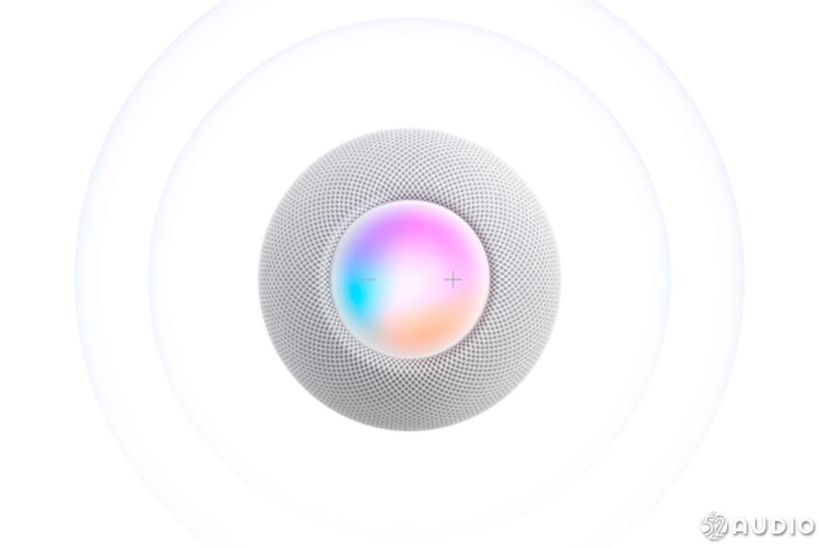 苹果 HomePod mini 发布,S5处理器 新增多设备广播功能-我爱音频网