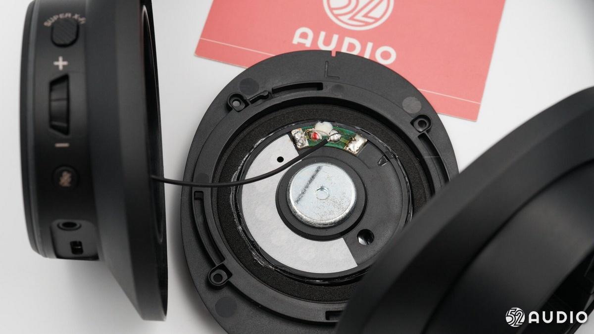 拆解报告:创新科技 SXFI THEATER 影院者头戴无线耳机-我爱音频网
