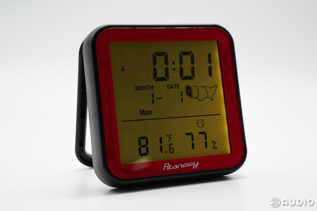 拆解报告:Rtaneey温度湿度时钟-我爱音频网