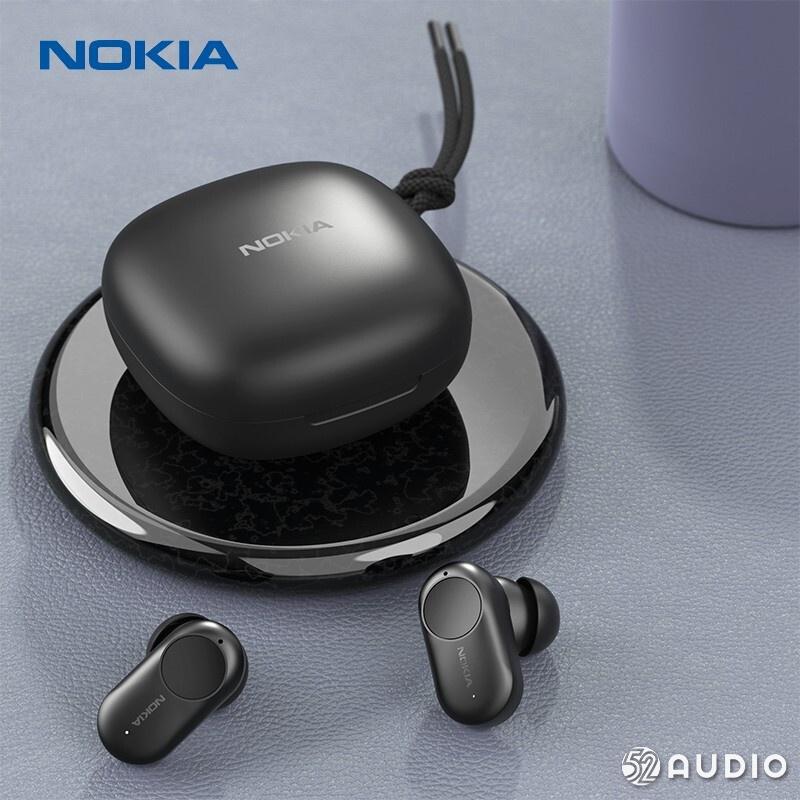 诺基亚 P3802A ANC 主动降噪 TWC 耳机上架:降噪最高可达 28db-我爱音频网