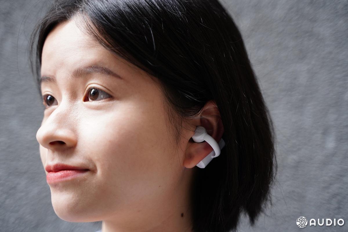 无线自由、骨动心弦,逸鸥PEACE真无线骨传导耳机体验评测-我爱音频网