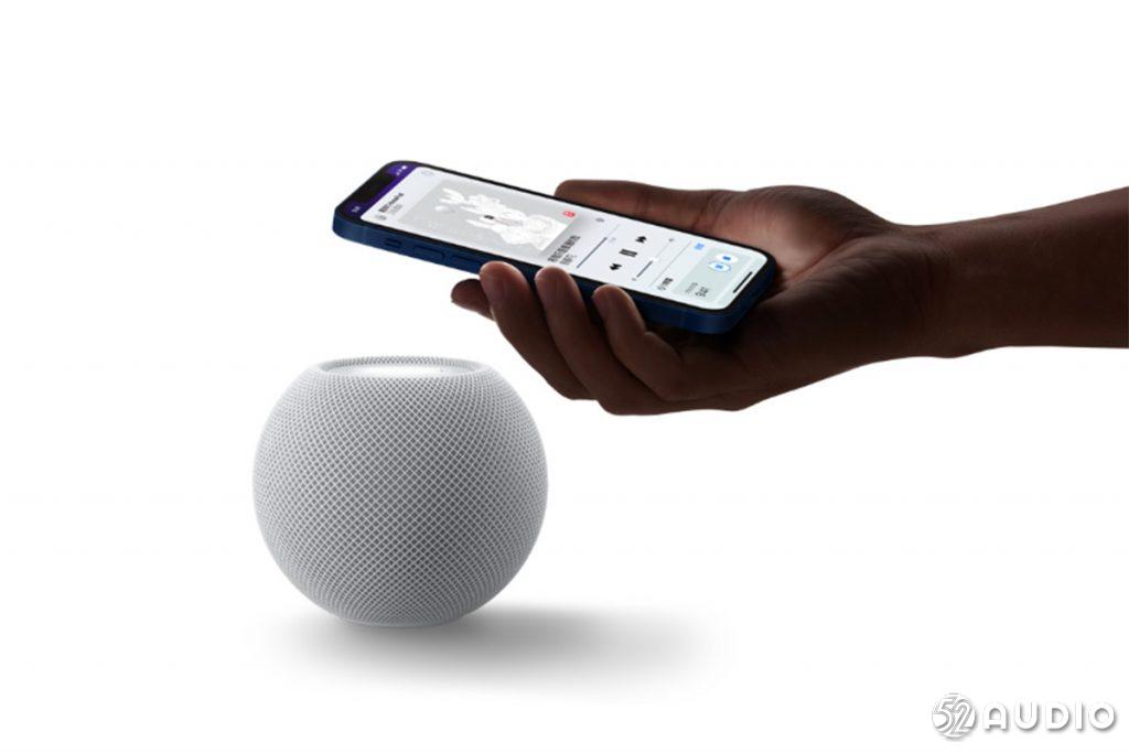 苹果HomePod mini国内正式开售,S5处理器实现多设备无缝衔接-我爱音频网