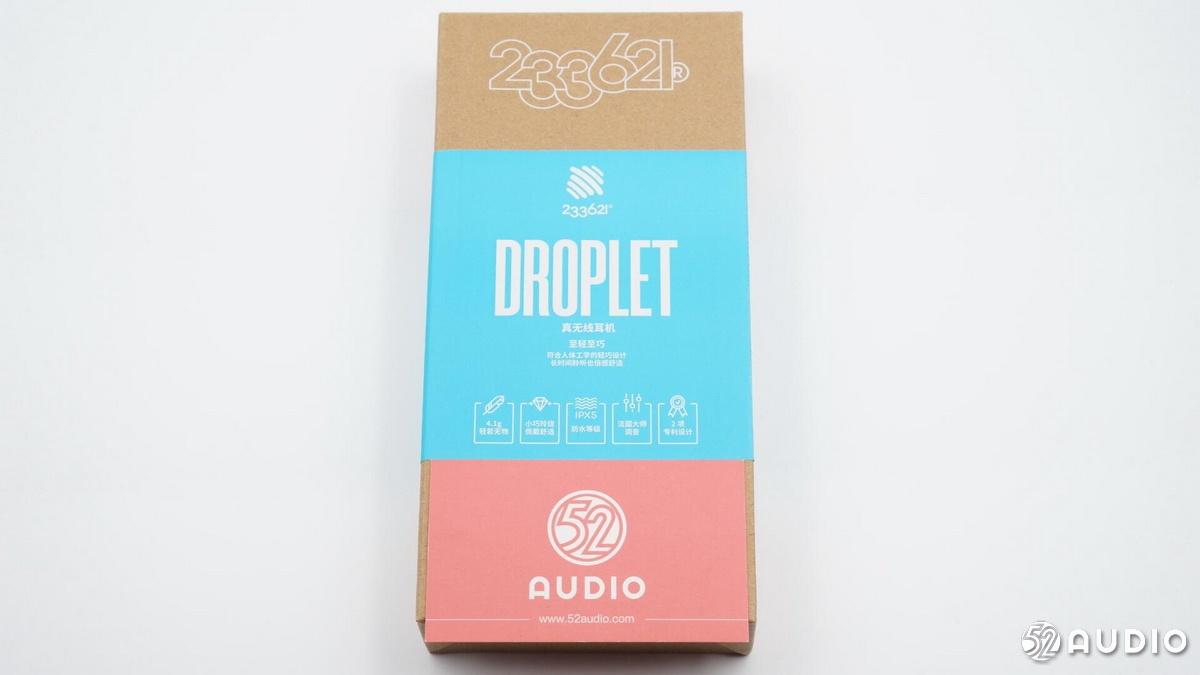 拆解报告:233621 Droplet真无线蓝牙耳机-我爱音频网