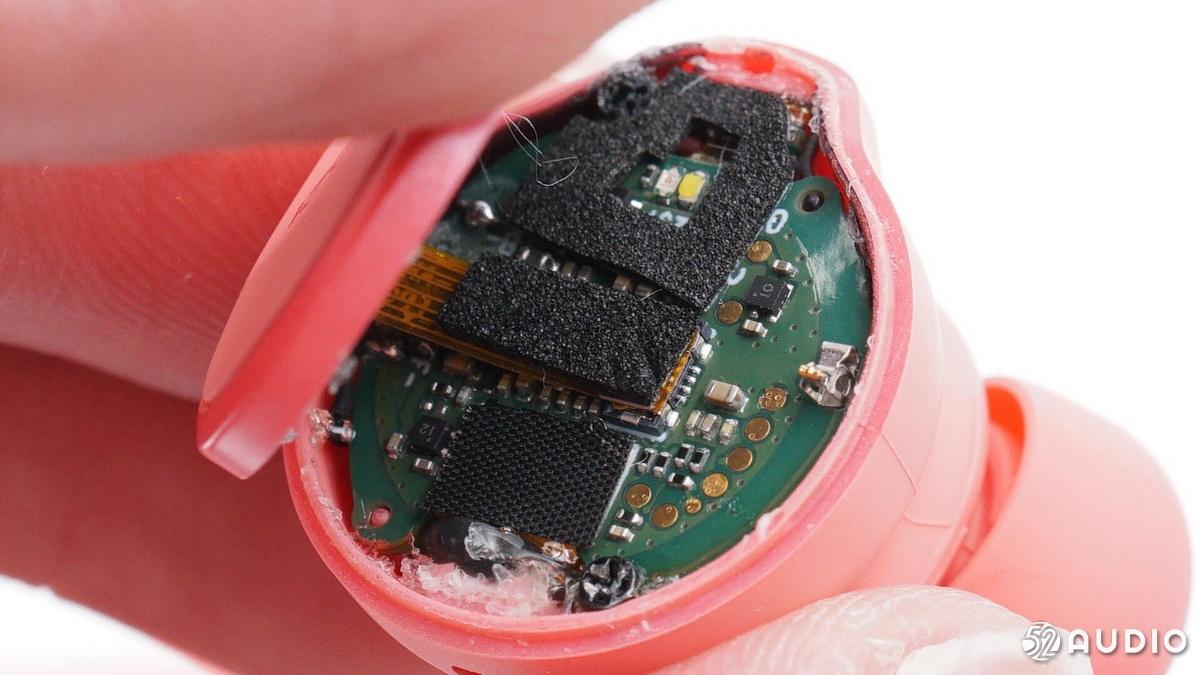 拆解报告:233621 Zen 真无线主动混合降噪耳机-我爱音频网