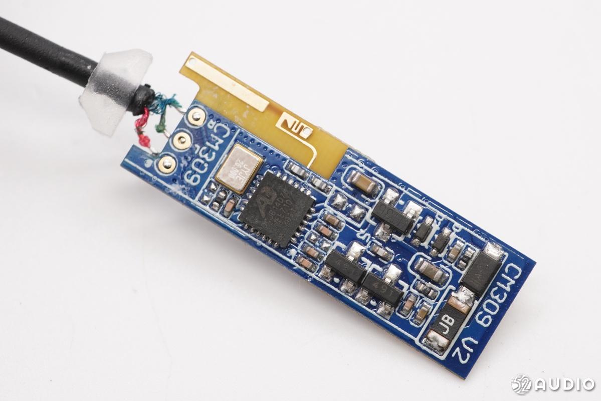 拆解报告:绿联USB车载蓝牙音频接收器-我爱音频网