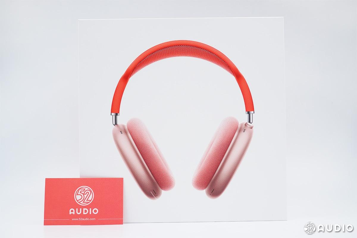 突破传统头戴耳机外观设计的苹果 AirPodsMax,初步开箱上手体验-我爱音频网