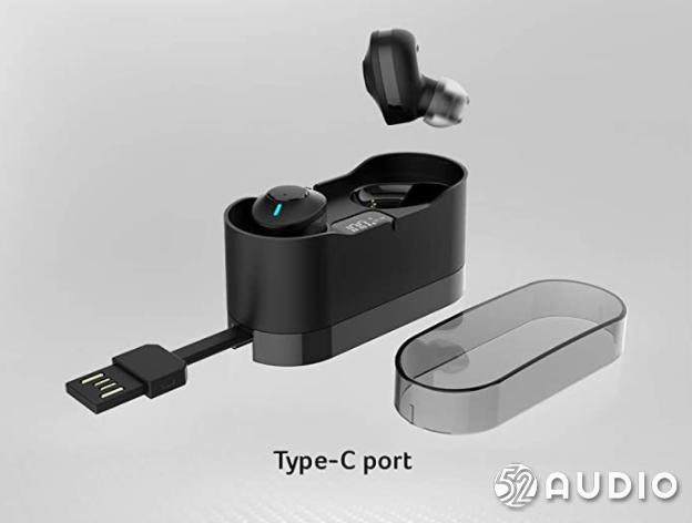 Acer宏碁发布三款真无线耳机,自带充电线,模块化设计-我爱音频网