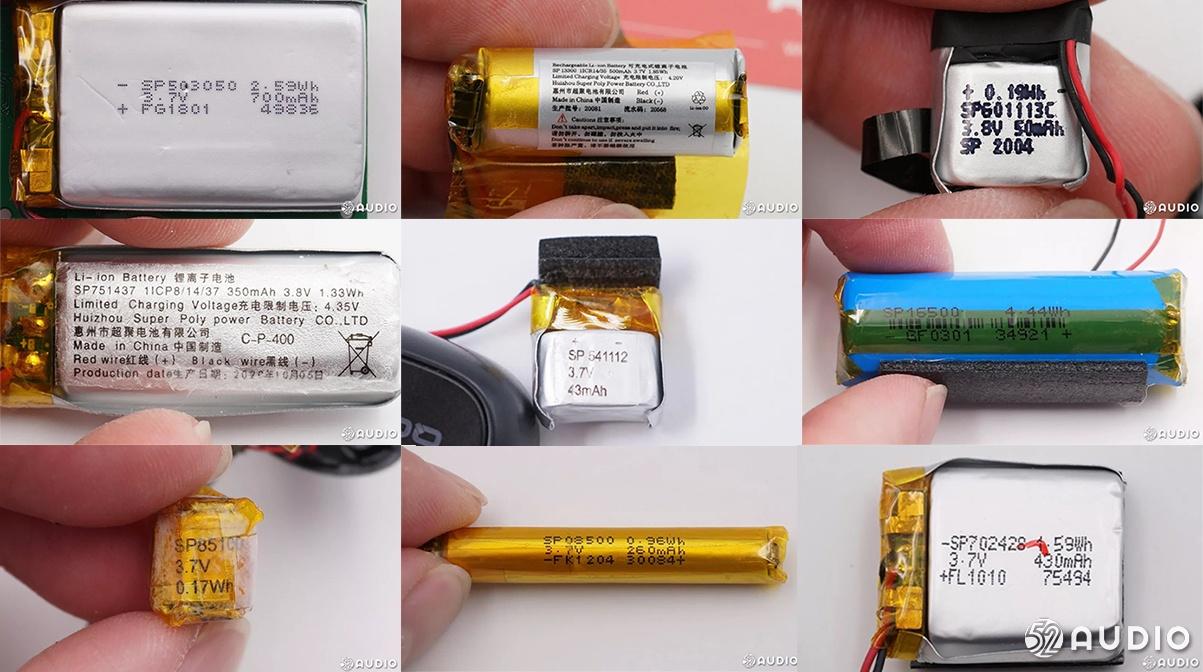 漫步者、摩托罗拉、FIIL、233621已全面采用,超聚电池抓住竞争激烈的TWS耳机市场-我爱音频网