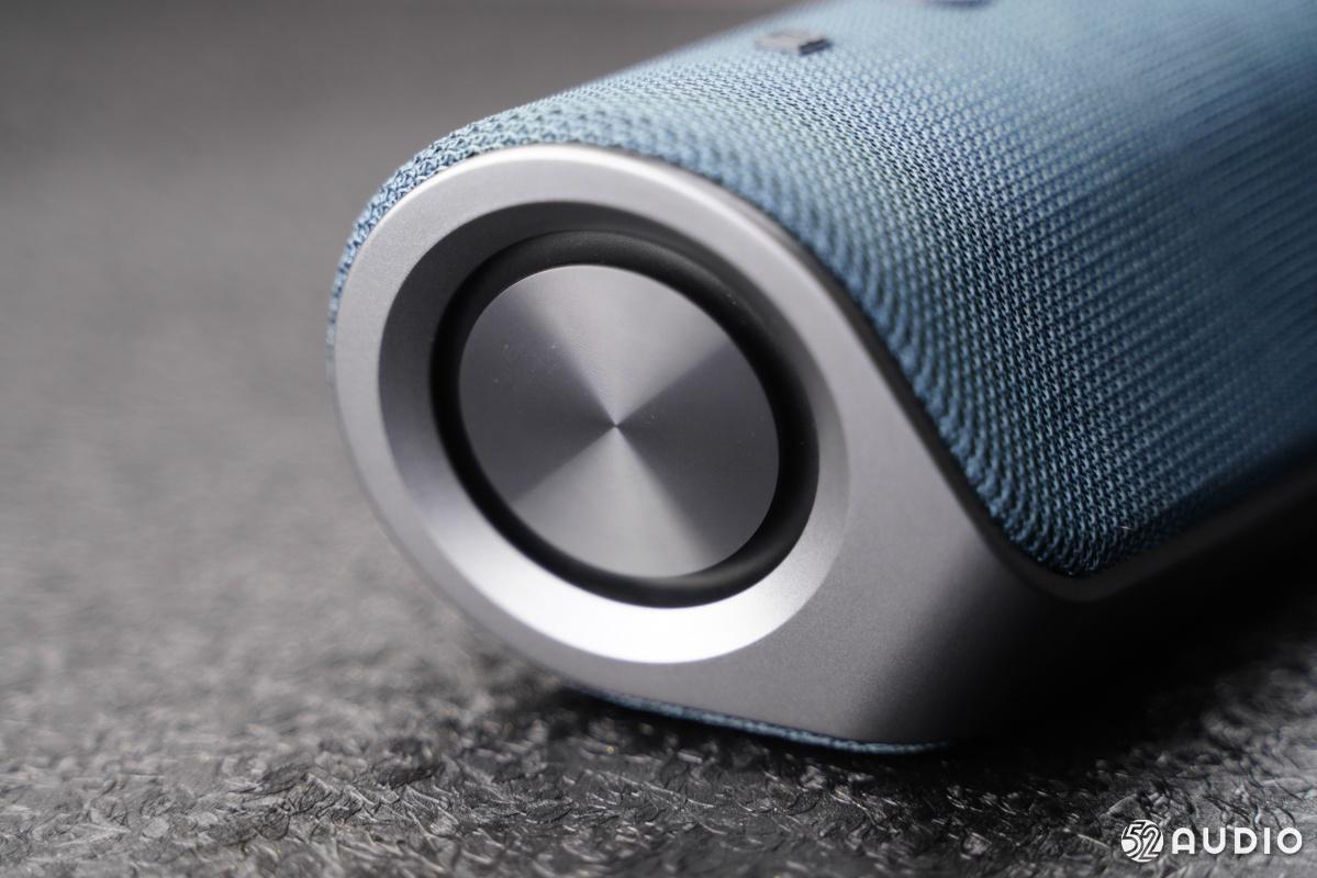 cleer STAGE便携式蓝牙音箱,外观设计时尚独特,支持IPX7级防水-我爱音频网