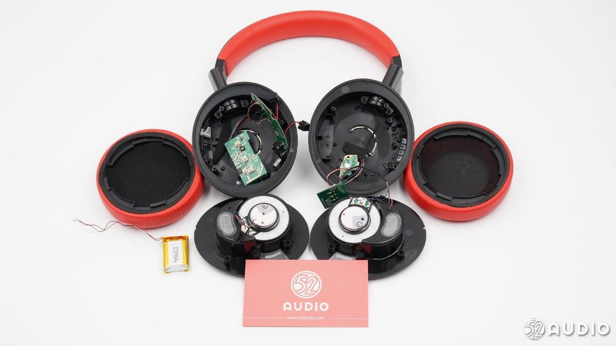 拆解报告:CLEER DU Wireless 头戴蓝牙耳机-我爱音频网