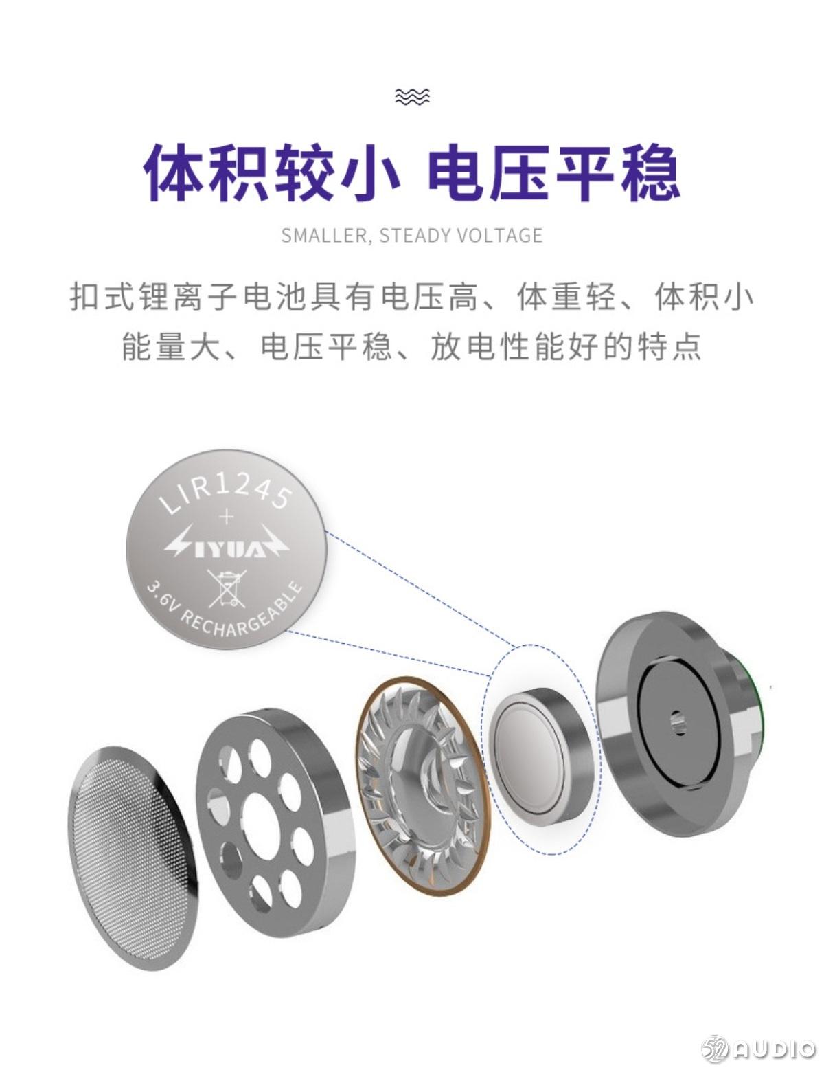 力源电池科技全面工艺升级助力TWS真无线耳机市场-我爱音频网
