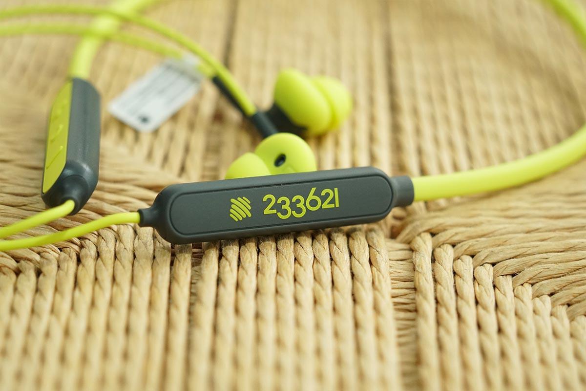 233621 Wave plus颈挂蓝牙耳机,年轻化设计,5款时尚配色15h续航-我爱音频网