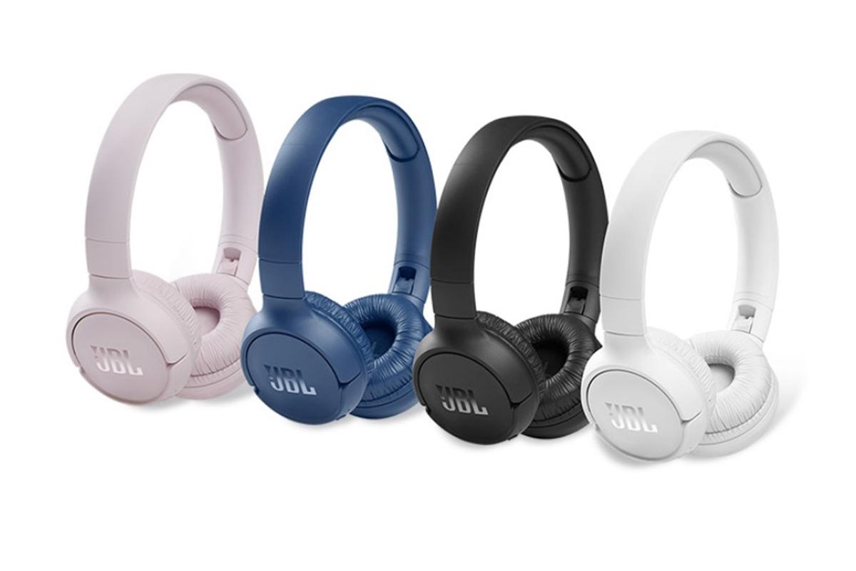 JBL TUNE 510BT头戴式蓝牙耳机发布,JBL标志音效+40小时长续航-我爱音频网