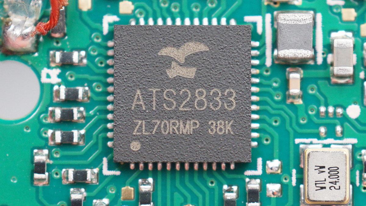炬芯ATS2833蓝牙音频SOC获罗德Wireless GO II双通道无线麦克风采用-我爱音频网