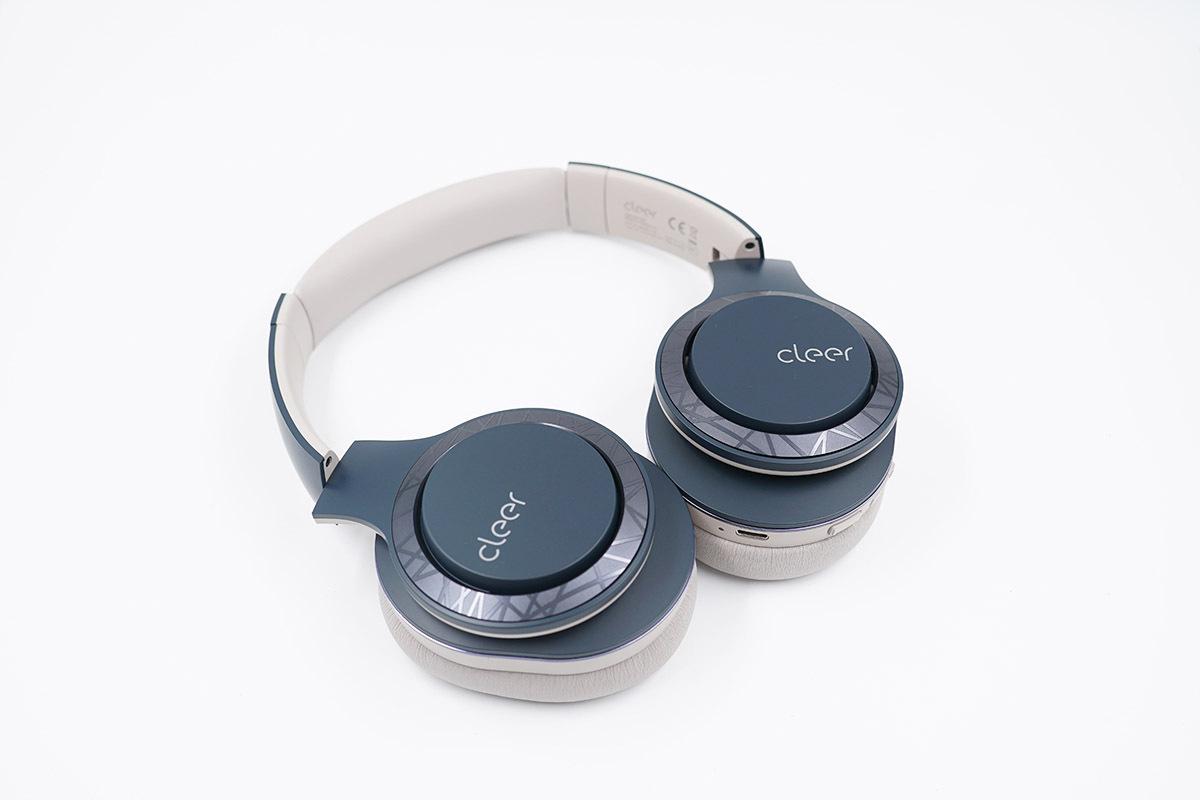 Cleer ENDURO 100头戴蓝牙耳机体验评测:高灵敏度无铁喇叭单元,低功耗超长续航-我爱音频网