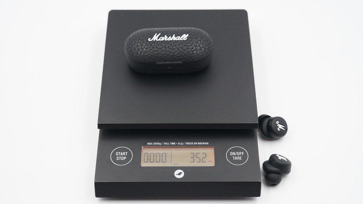 拆解报告:Marshall Mode II 真无线蓝牙耳机-我爱音频网