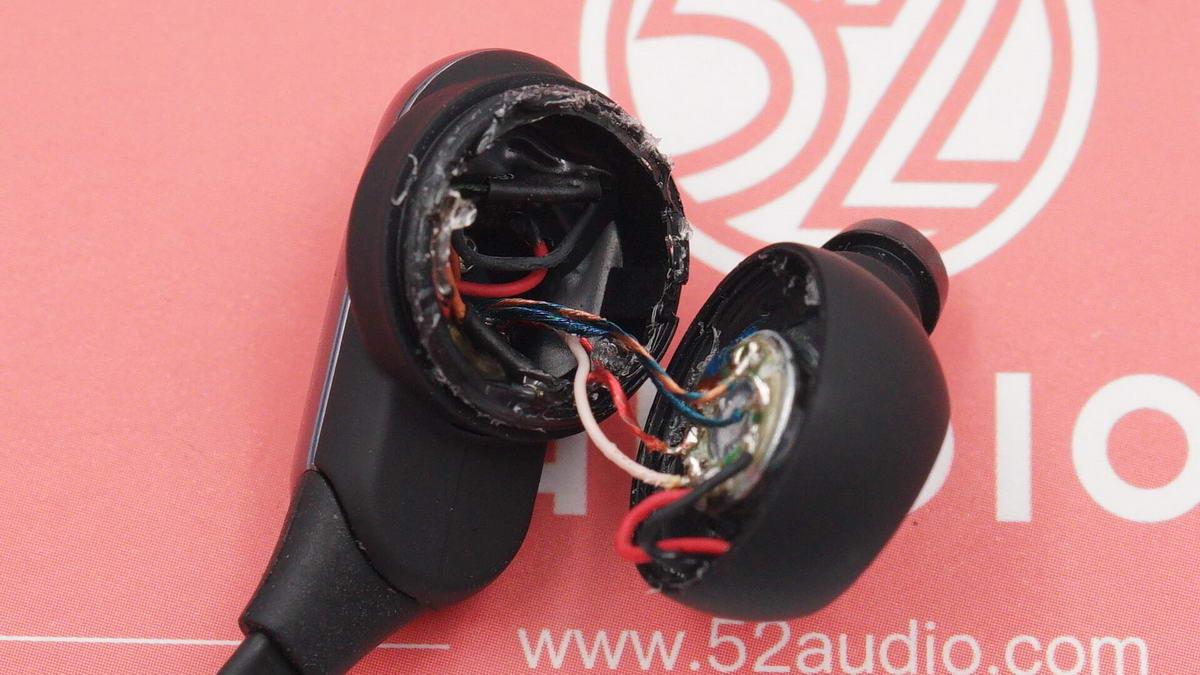 拆解报告:Cleer TREK主动降噪入耳式有线耳机-我爱音频网