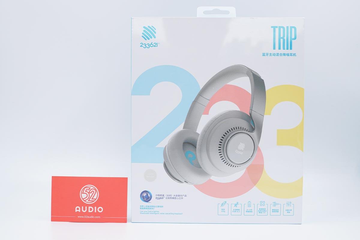 233621 Trip 头戴降噪耳机体验评测,兼具舒适佩戴和均衡功能体验-我爱音频网
