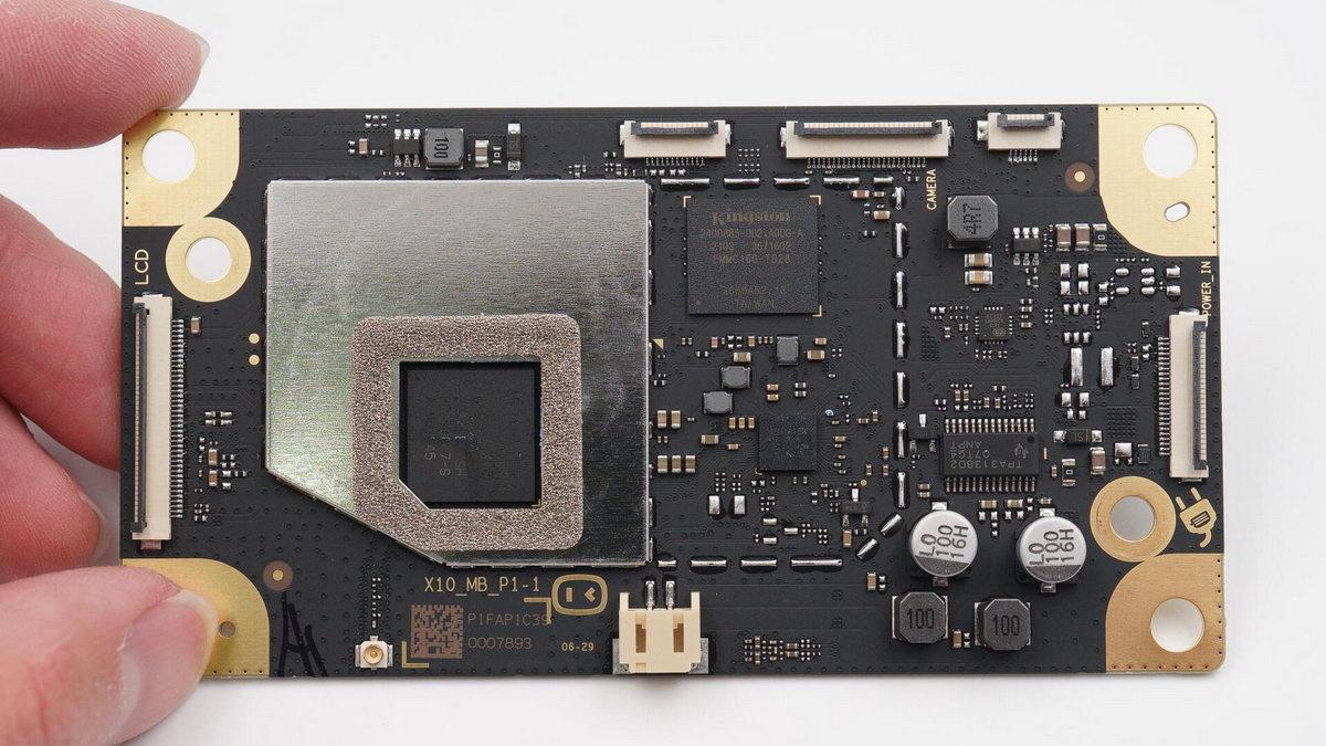拆解报告:小度智能屏X10 带屏智能音箱-我爱音频网