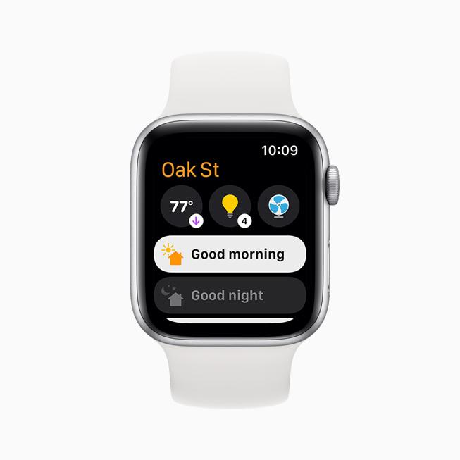 watchOS 8 让 Apple Watch 拥有更多的访问功能、更佳的连接性和新的正念训练功能-我爱音频网