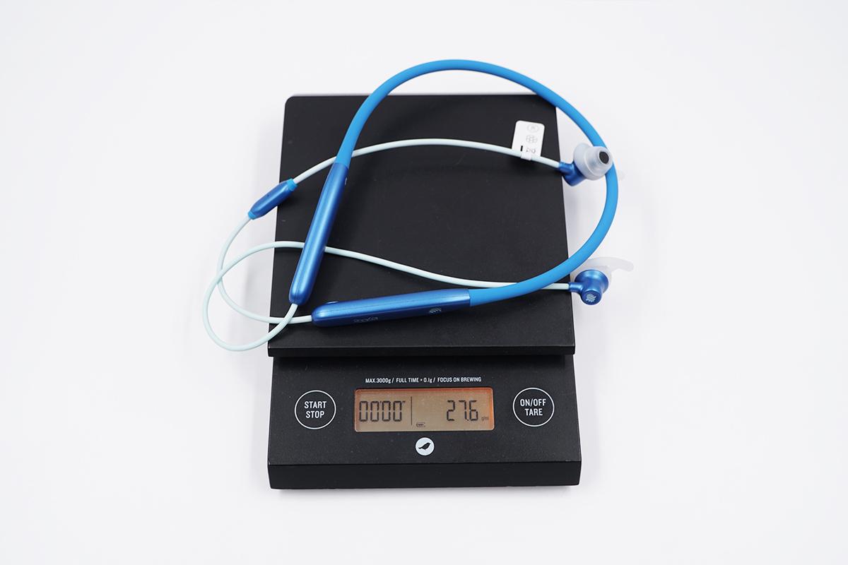 233621 Sense 颈挂式蓝牙耳机体验评测,体温心率检测一键播报,异常预警-我爱音频网