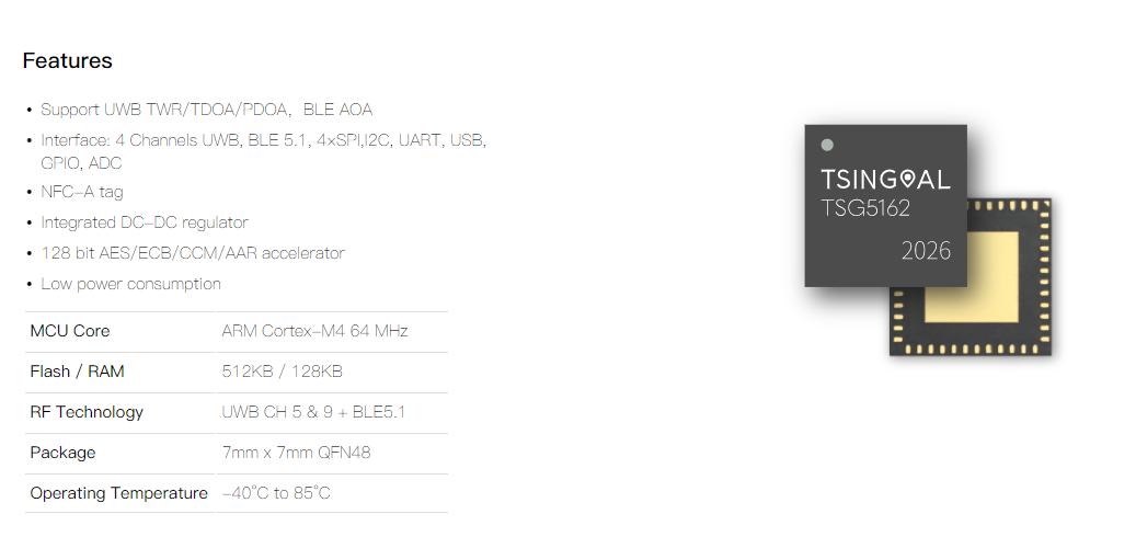 你在找的UWB芯片原厂、方案商都在这里!-我爱音频网