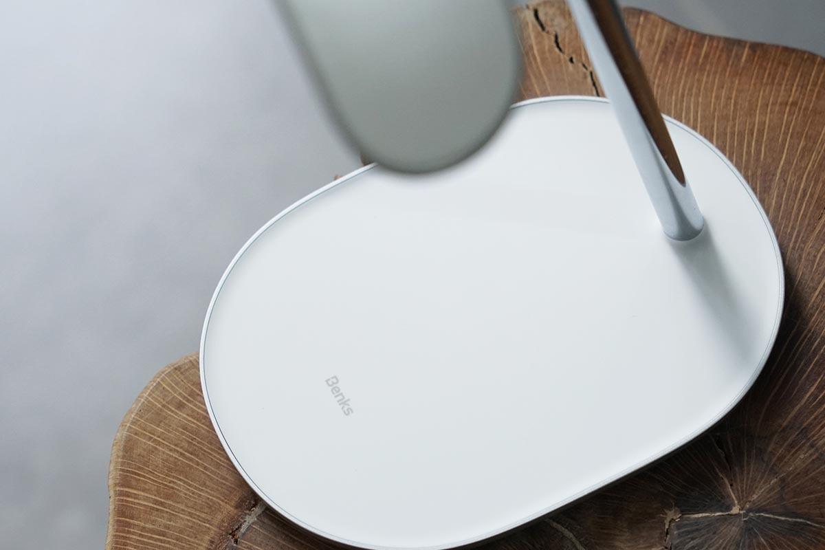 时尚简约设计,稳固支撑,Benks AirPods Max 桌面耳机支架-我爱音频网
