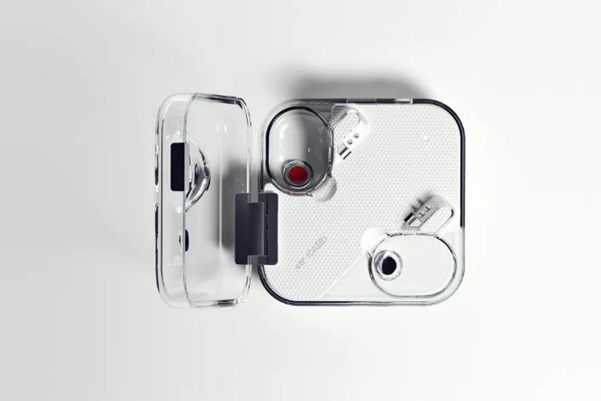 全透明设计TWS耳机,一加联合创始人新创品牌Nothing首款产品ear (1)官宣-我爱音频网