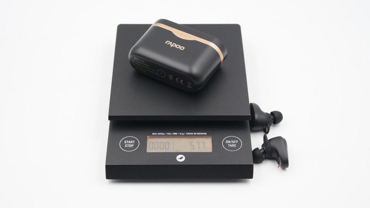 拆解报告:RAPOO雷柏 Ti100 真无线降噪耳机-我爱音频网