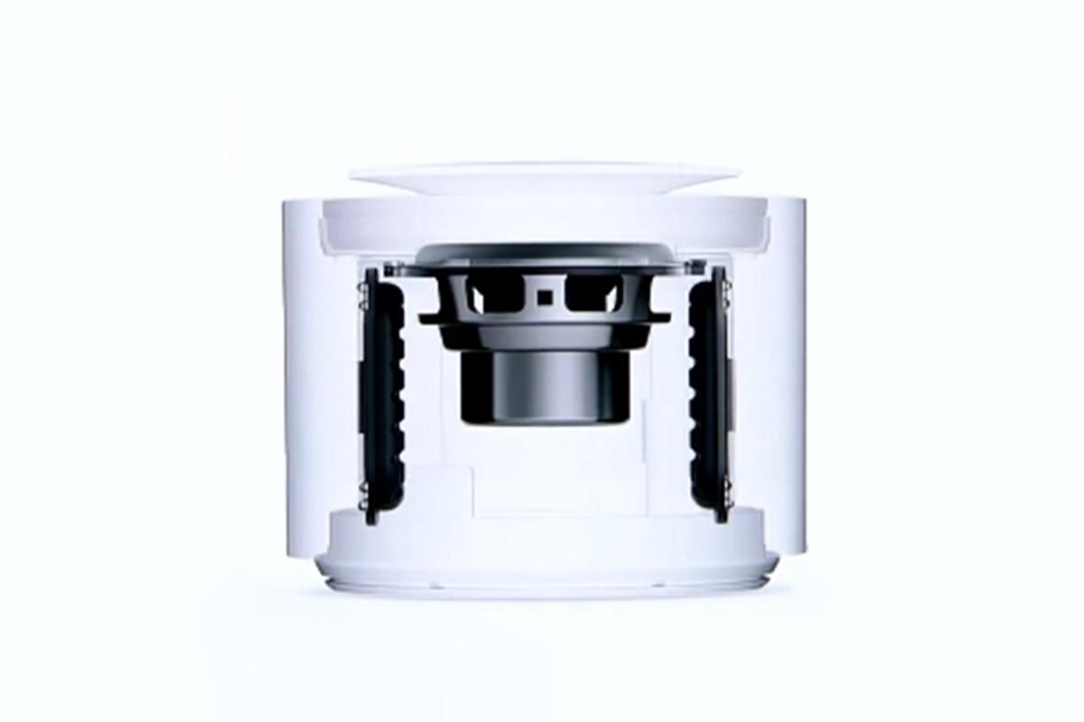 小巧身材、震撼音质!小米首款高端智能音箱xiaomi Sound发布-我爱音频网