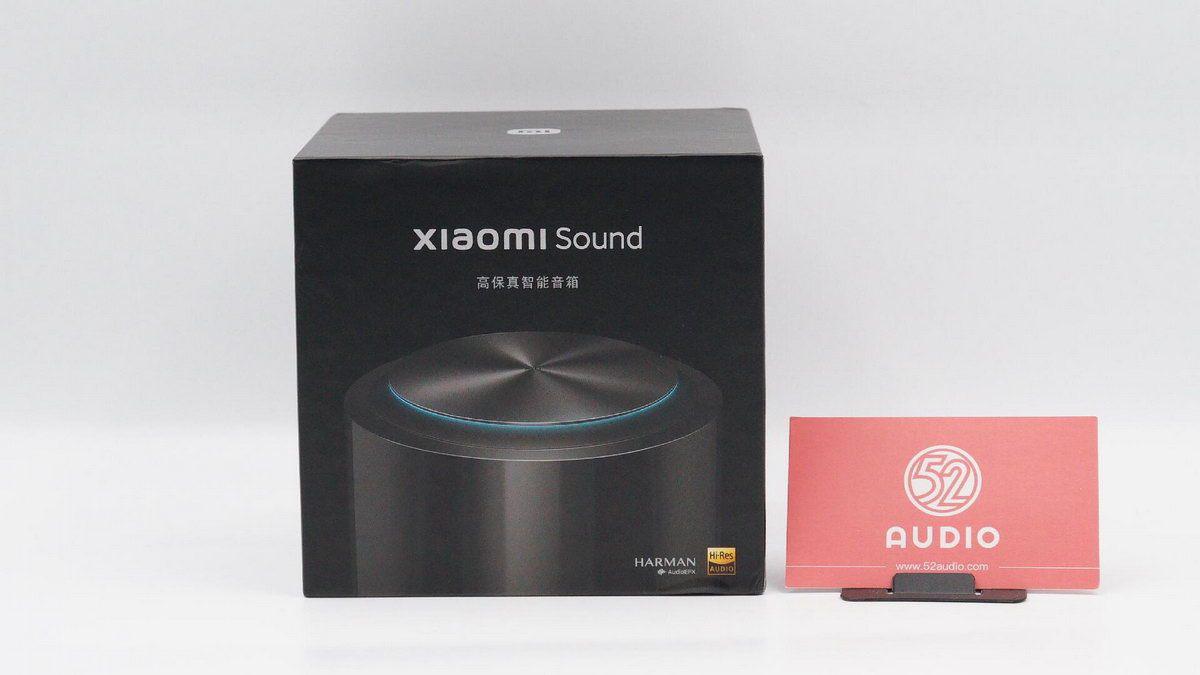 拆解报告:小米xiaomi Sound高保真智能音箱-我爱音频网