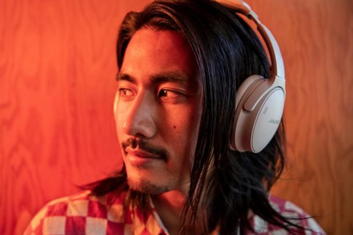 BOSE QuietComfort 45头戴降噪耳机发布,新增感知模式,支持4麦通话降噪-我爱音频网