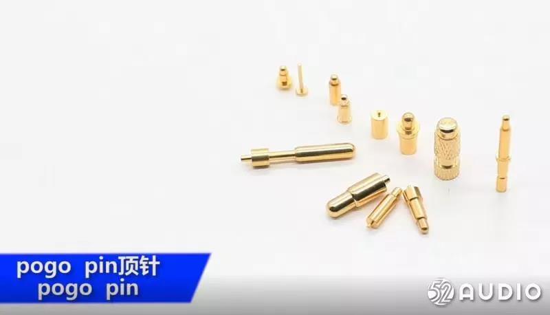 景诚实业推出Pogo Pin顶针,配合TWS耳机研发制造-我爱音频网