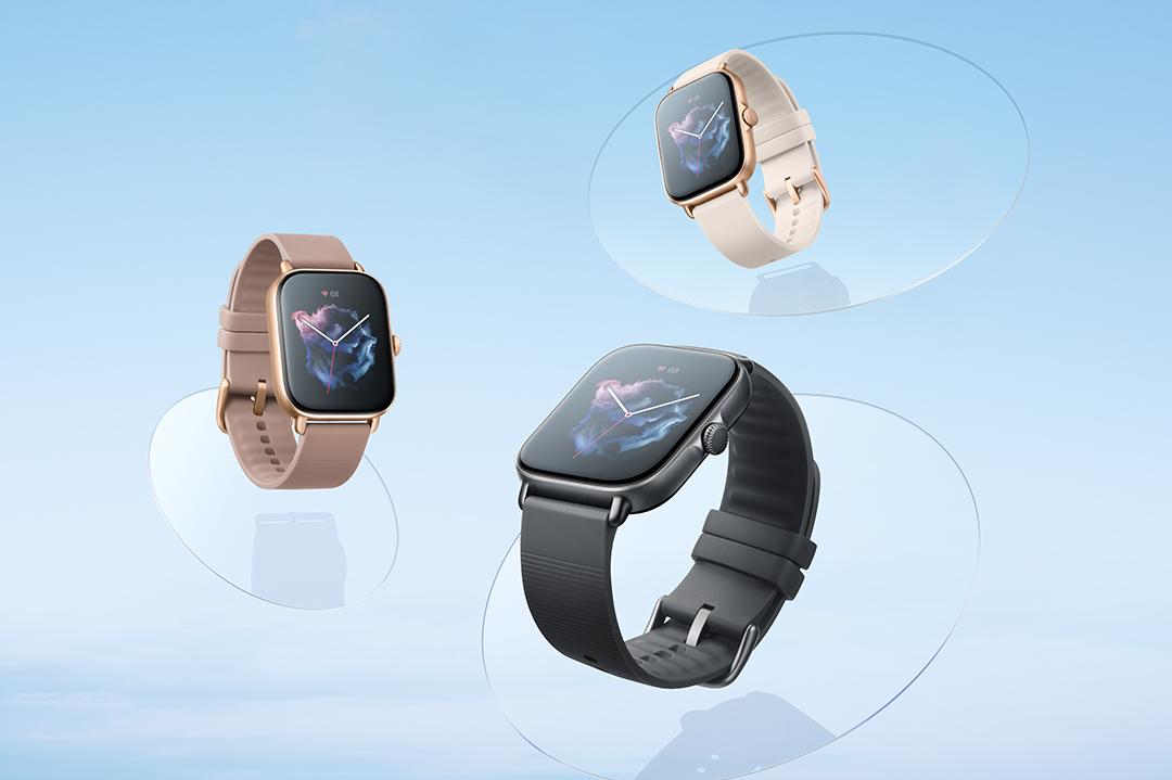 华米发布Amazfit GTR 3和GTS 3系列智能手表,智能体验全面升级-我爱音频网