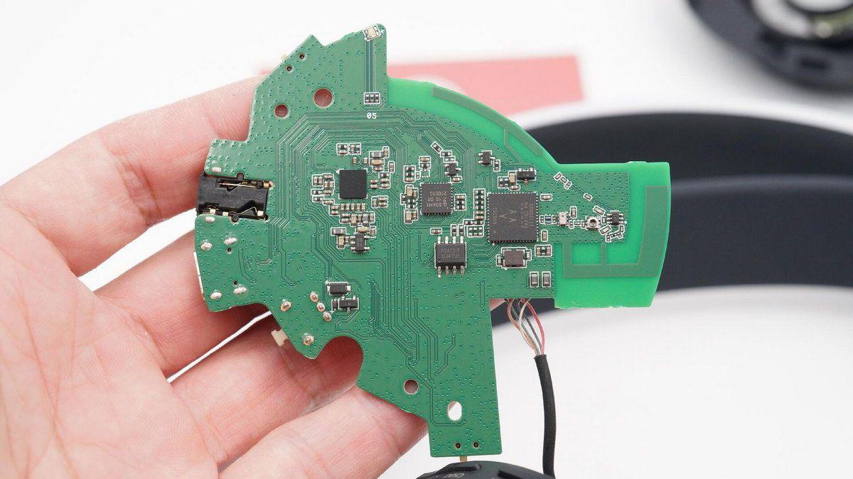 拆解报告:索尼Sony PlayStation 5 PULSE 3D 无线耳机组-我爱音频网